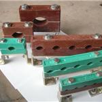 甘南电缆固定夹具型号 合作防涡流电缆夹具规格