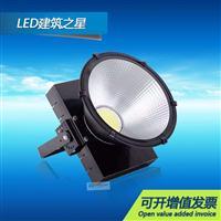 LED建筑之星XC-TDD-300W鳍片散热高亮COB灯珠建筑工程照明