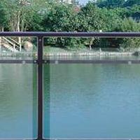 华禹护栏玻璃锌钢阳台护栏厂家直销