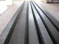 PE法兰加工折弯原色PP洗涤塔PE废水槽汽车挡泥板碰焊对焊