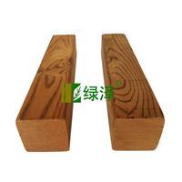 赤松碳化木木枋