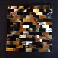 半宝石装饰板,贝皮马赛克,牛角牛骨板,背景墙桌台面,家具镶嵌