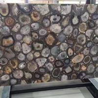 半宝石装饰板,玛瑙,贝壳马赛克,牛角牛骨板,背景墙,桌台面