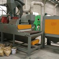 铸造件翻新设备 红海大型除锈机 喷砂机大型制造厂家