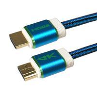 厂价直销 HDMI线2.0版本4K3D高清线电脑电视机顶盒连接线