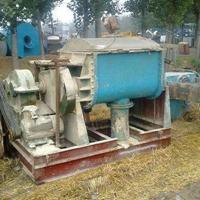 出售二手2吨不锈钢捏合机多台