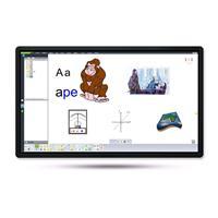 鑫飞55/65寸多媒体电子白板幼儿园教学一体机壁挂触摸屏电视会议