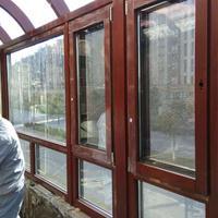 贝科利尔构件式铝包木阳光房