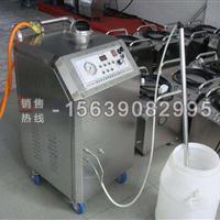燃气蒸汽洗车机什么价位(多少钱)高压流动蒸汽洗车机销量大