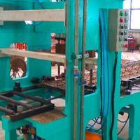湖北自主研发,钢筋桁架楼承板自动化生产线,设备制造