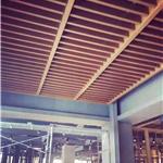 巴中铝合金铝扁管 U形铝方通外墙装饰工厂