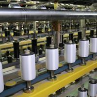 高速橡筋机 包根机 氨纶包覆纱机