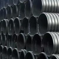 芜湖聚乙烯钢带增强波纹管厂家今日报价