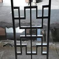 景德镇仿古铝窗花供应厂家 焊接方通铝窗花