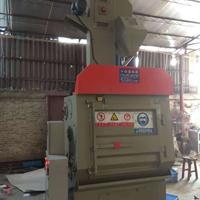 佛山履带式抛丸机电饭锅烤箱油漆处理喷砂机自动喷沙机