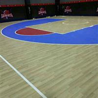 塑胶篮球场地 塑胶篮球场价格