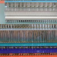 阳江  吸音铝蜂窝板订做 隔音复合蜂窝铝板规格 铝蜂巢板厂家