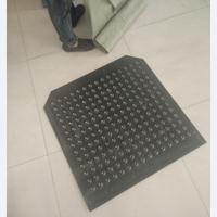 博赫供应316不锈钢防滑板 圆孔凸起防滑板 楼梯踏步板