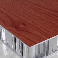 上海喷涂铝蜂窝板订做 仿木纹铝蜂窝板装饰厂家