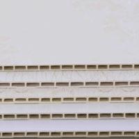 临沂竹木石塑护墙板 工程板石塑墙板 护墙板