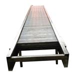 多规格链板输送机供应商 不锈钢 链板输送机应用y8