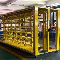 供应四平市拉挤设备碳纤维专用纱架 导纱板生产制作参数