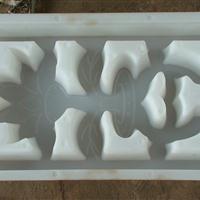 花墻磚模具花型(和平鴿、玉蘭花、雙菱形)保定大進模具加工廠