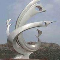 供甘肃不锈钢雕塑和兰州雕塑