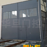 重庆机房维修间钢木大门批发、重庆高铁站钢木大门价格