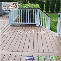 MexyTech共挤地板 户外阳台花园泳池专用地板 出口品质免费设计
