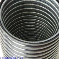 宝鸡Φ100包塑金属软管 PVC披覆金属蛇皮管厂家