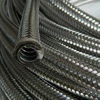 福莱通SSEX型防爆金属软管 防电磁屏蔽蛇皮管DN20