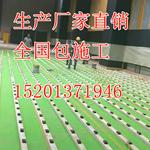 宁夏22mm枫木运动木地板【钢结构和实木结构均可】