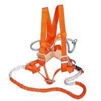 高空作业安全带户外施工保险带全身五点欧式空调安装安全绳电工带