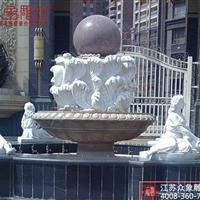 厂家供应砂岩水景雕塑
