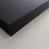 墙体地面减震隔音复合垫板厂家自销