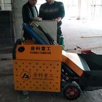 小型混凝土输送泵:解决混凝土泵阻塞