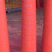 我厂生产各种材质法兰,弯头。混凝土泵管