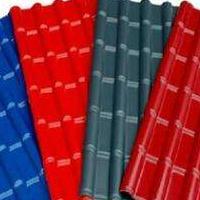 无锡树脂瓦 PVC仿古瓦 合成树脂瓦