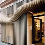 厦门商铺铝方通铝方管厂供应打造商铺门头形象名片
