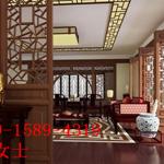 新型独特的茶楼专用铝合金窗花
