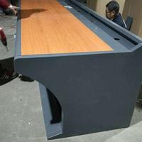 厂商供应不锈钢操作台,钢制操作台,监控操作台等