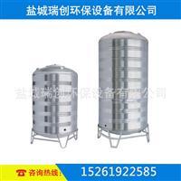 厂家供应圆柱形保温水箱 双层不锈钢圆 电加热保温水箱