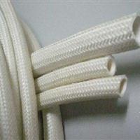 优质阻燃内胶外纤玻璃纤维套管 内胶外纤套管 双层绝缘套管