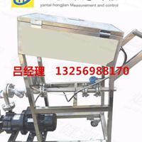 化工液体定量灌装设备