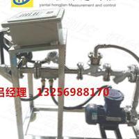 化工液体自动灌装大桶设备