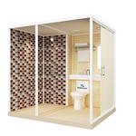 逸巢整体浴室,整体卫生间,整体卫浴YF-1721