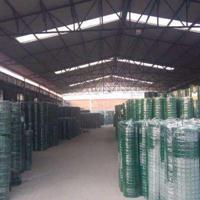 芜湖圈山养鸡铁丝网厂家&1.5*30米成卷绿色荷兰网一诺出售
