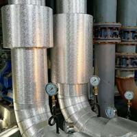 设备铁皮保温进展施工部