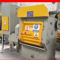 打砂机佛山厂家直销Q326履带式抛丸机制造商铸造件表面处理喷砂机